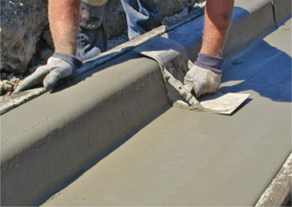 AllSett Concrete Curbs and Gutters Central Coast